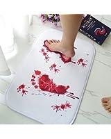Color Changing Bath Mat When Wet