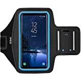 Running and Exercise Armband for Galaxy S8, S6 / S6 Edge and iPhone