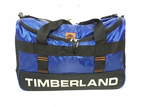 Timberland Jay Peak Trail 22 Duffle Bag 3631C01 (Navy Blue)