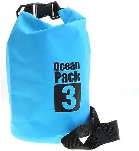 NedRo Ocean Pack Outdoor Waterproof Bag - 3L: Amazon.es: Electrónica
