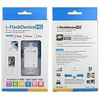 DigitCont i-Flash HD 32GB USB Thumb Drive External Storage - Apple Lightning iPhone iPad iStick