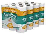 Health & Personal Care : Angel Soft Bath Tissue, 36 Mega Rolls Toilet Paper by Angel Soft