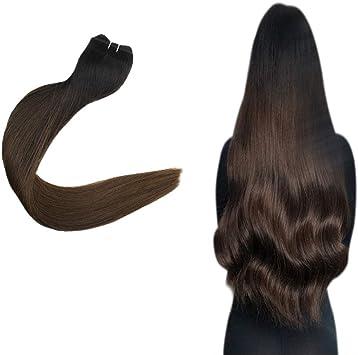 Cheveux Noir Tissage Fil pour extensions de cheveux utilisation