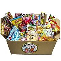 Japanese candy assortment 30pcs , full of dagashi.