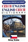 Czech-English, English-Czech Concise Dictionary (Hippocrene Concise Dictionary) by Nina Trnka (1991-05-09)