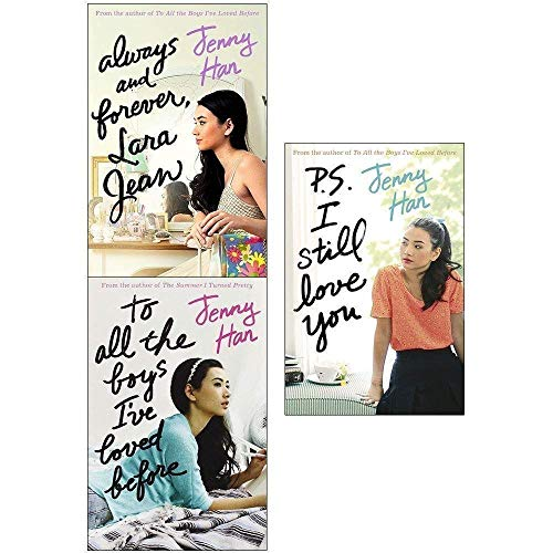 The To All the Boys I've Loved Before Paperback Collection: To All the Boys I've Loved Before; P.S. I Still Love You; Always and Forever, Lara Jean (Door Value To)