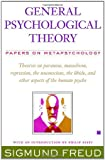 General Psychological Theory, Sigmund Freud, 1416573593