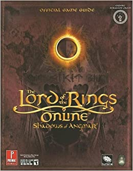 Lord Of The Rings Online World Map.The Lord Of The Rings Online Shadows Of Angmar Prima Official Game
