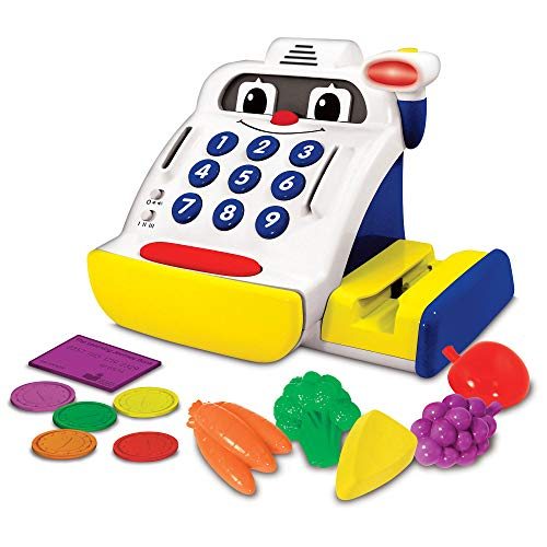 The Learning Journey Electronic Learning – Shop and Learn Cash Register – Interactive Preschool Toys & Gifts for Boys…
