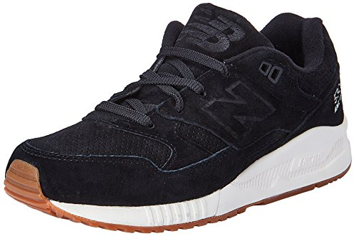 New Balance Women's Leather Sneakers