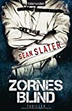 Book Cover for Zornesblind: Thriller