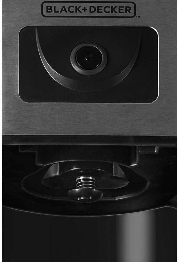 Cafeteira Elétrica Black & Decker Inox 220v - Cmx23