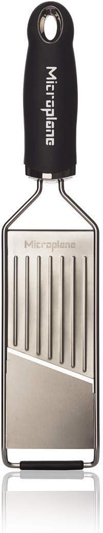 Microplane Gourmet Series Handheld Stainless Steel Vegetable Slicer