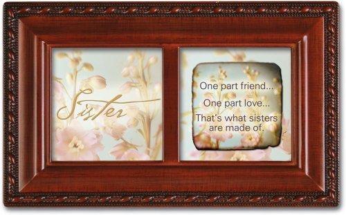 ブランド品専門の Cottage Plays Friends Garden What Sister Petite Woodgrain Music Box Plays Thats What Friends Are For by Cottage Garden B01M3YW6T4, BADASS:805177d5 --- arcego.dominiotemporario.com