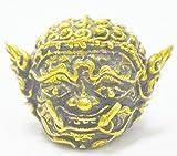 Thai Amulets Pendant Thai Head Phra Tewetsuwan Giant(yaak)