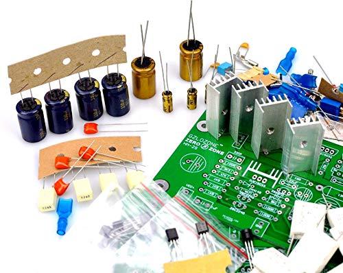 HM2S-50WクラスAリアステージパワーアンプキット(デュアルチャンネル)リファレンスKELL-KSA50回路