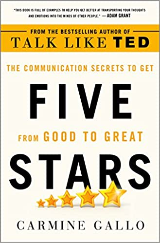 Libro Epub Gratis Five Stars: The Communication Secrets To Get From Good To Great