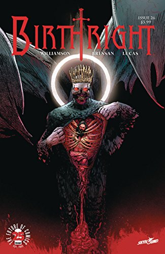 Birthright (2014) #26 VF/NM Image Comics