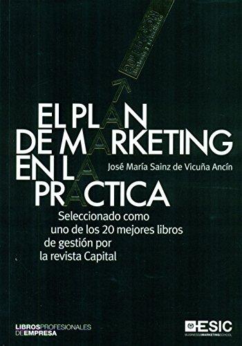 Descargar Libro Plan De Marketing En La Práctica, El José Mª. Sainz De Vicuña Ancín