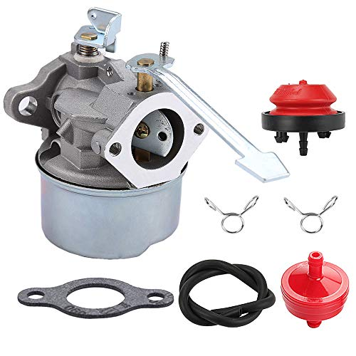 - Harbot 640311 Carburetor for Tecumseh 640094 632712 HSK850 TH139SA 3HP 3.25HP 3.5HP 3.75HP Engine Snow Blower