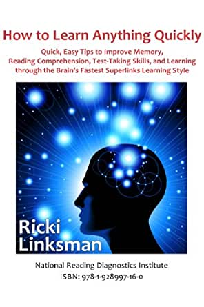 How to learn anything quickly quick easy tips to improve memory print list price 2399 fandeluxe Image collections