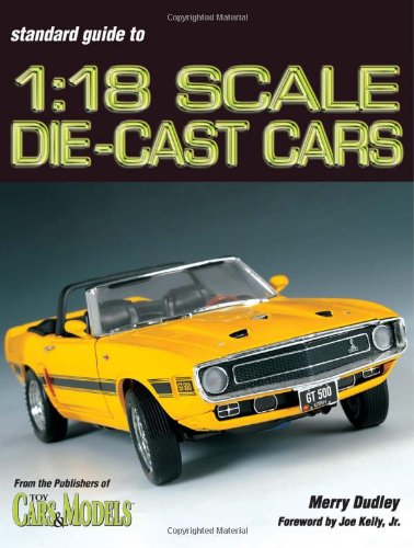 Diecast Catalog - Standard Guide to 1:18 Scale Die-Cast Cars