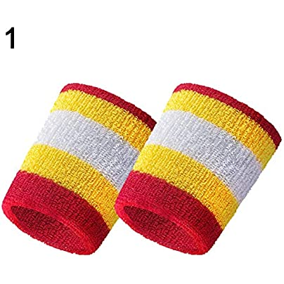 Wrist Protector Honey MoMo Sport Badminton Basketball Wristband Absorb Sweat Towel Wrist Protector Estimated Price -