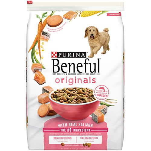 Purina Beneful Originals Adult Dry Dog Food - 15.5 lb. Bag