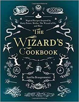 Image result for the wizards cookbook