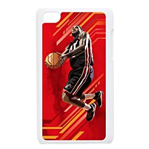 LGLLP Lebron James Phone case For Ipod Touch 4 [Pattern-6]