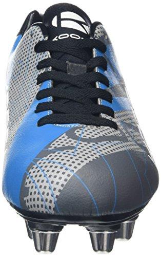Kooga Herren Evade Rugbyschuhe Blue (Blue/Grey)