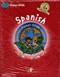 Spanish for kids: Power-Glide Children's Spanish Adventure Course Levels 1-3 bundle (Spanish Edition)