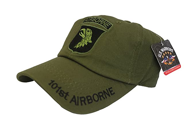 101st Airborne Baseball Cap US Army Hat United Stated Military Hats  American Flag Strap Back Hat 88a745acecd