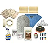 epoxy floor polish - DeFusco Complete Granite Care Kit