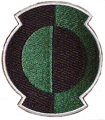 Green Lantern DC Comics New Style Logo PATCH