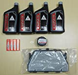New 2008-2015 Honda CBR 1000 CBR1000RR OE Complete Oil Service Tune-Up Kit