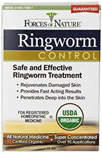 Forces of Nature Ringworm Control, 11 ml