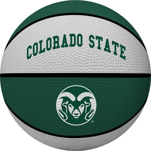 (NCAA Colorado State Rams Crossover Full Size Basketball by)