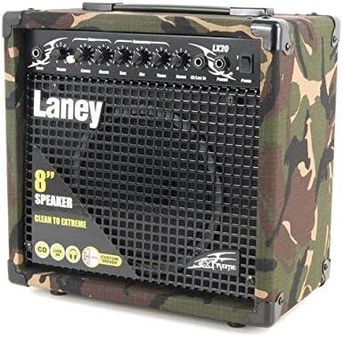 LANEY-amplificador para guitarra 20W (edición especial): Amazon.es ...