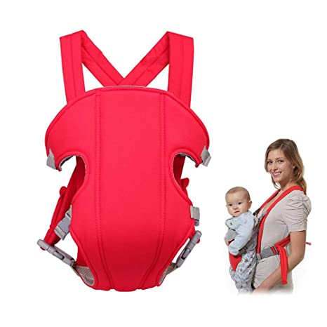 Baby Carrier HipSeat Hip Seat with Adjustable Longer Belt Ergonomic 3 in 1 Multi-Position Lightweight and Breathable Adjustable for Newborn and Toddler from 0 to 4 Years 3.5 to 20 kg