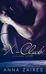 The X-Club (A Krinar Story) (English Edition)