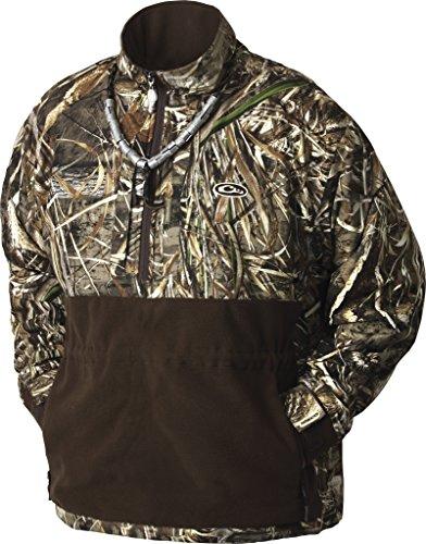 Western 2 Clothes Piece (DRAKE MIST EQWADER 1/4 ZIP MAX5 (XL))