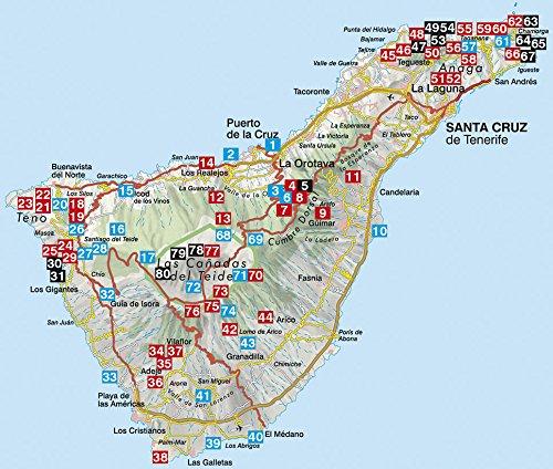 Tenerife. Las mejores rutas por costa y montana: 9783763347001: Amazon.com: Books