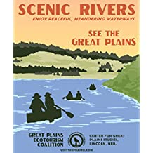 Scenic River Great Plains Ecotourism Poster