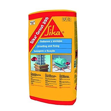 Mortar Sika Grout 295 Bag (30 kg ): Amazon co uk: DIY & Tools