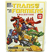 Transformers Collection TFC #12 G1 Autobot Minibot Set with Bumblebee, Gears, Powerglide, Huffer, Cosmos, and Warpath Action Figure Set