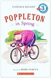 Poppleton In Spring (Turtleback School & Library Binding Edition) (Scholastic Reader: Level 3)