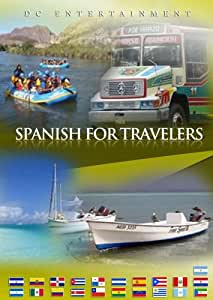 Learn Spanish DVD: Spanish for Travelers