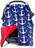 Baby Shower Gift Idea: Premium Carseat Canopy Cover / Nursing Cover- Large