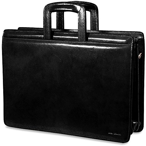 jack-georges-mens-personalized-initials-embossing-sienna-triple-gusset-top-zip-leather-briefcase-in-